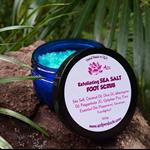 Exfoliating SEA SALT FOOT SCRUB