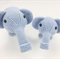 Two Elephant Soft Toys | Amigurumi | Gift | Baby | Hand Crochet | Ready to Post