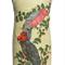 Metro Retro Australian Cockatoo Birds Vintage Apron. Birthday Mother's Day Gift