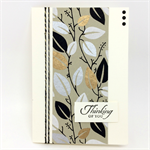 Thinking of You Card - Beautiful Leaves