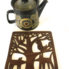 Midnight Animals Jarrah Trivet