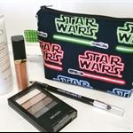 Zippered Pouch / Purse / Case Makeup - Star Wars