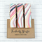Marble Paper Effect - Chunky Magnet Pegs - Magnetic Memo Pegs - Set of 3