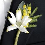 Buttonhole for Groom or Groomsman - Australian Native Flowers
