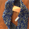 "100% Wool Hand Knitted Cowl ""Small Fry"""