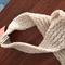 "HandKnit Wool Scarf - ""Whitney Primrose"" RubeyLiza Homeware"