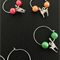 Alpaca Wine Charms - Set of 6