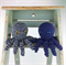 Two Octopus Softies | Soft Toy | Amigurumi | Gift | Hand Crochet | Ready to Post