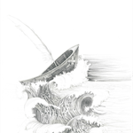 Feather Boat