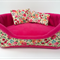 Guinea Pig Bed - Flower Print