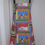 Cat Themed Apron