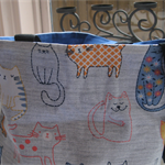 Cotton Foldup Shopping Bag