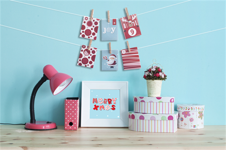 Advent Calendar - Cute-As-Can-Be Christmas Countdown by Fluff & Bubbles