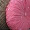 45cm Flamingo Pink Vintage Style  round cushion-FREE POST