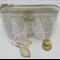 Earring/Jewellery Pouch/Small Clutch