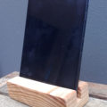 Wooden Phone and Tablet iPAD Stand - 100% Australian made! For Offices and Home