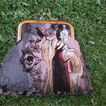 Villians coin purse