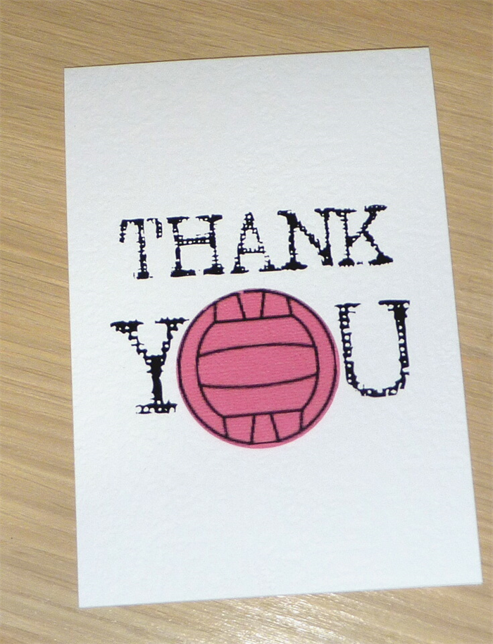 personalized basketball coach card custom mentor thank you