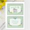 New Baby Polka Dots Cardmaking Printables