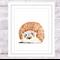 Woodland Animals Set of 4 VALUE Prints, A4 Size Watercolour Woodland Animals