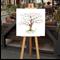Wedding Guestbook fingerprint tree, Custom  Wedding guestbook, Fingerprint tree,