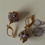 seed beaded Earrings