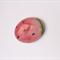 Watermelon glass fridge magnet watercolour painting