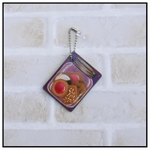 ART TAGS GIFT TAGS HAND PAINTED JAR COOKIES