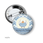 10 Personalised Bathtime shower badges