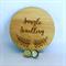 Glitter Earrings - Petticoat