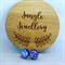 Glitter Earrings - Cinderella