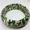 Wooden Bangle with Flowers FREE POSTAGE