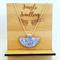Necklace - Half Moon Lilac Days
