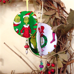 Dr Seuss, Grinch Christmas Decorations - Xmas in July
