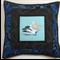 Australiana cushion cover - Pelican