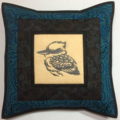 Australiana cushion cover - Kookaburra