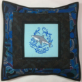 Australiana cushion cover - Great White Shark