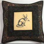 Australiana cushion cover - Bilby