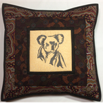 Australiana cushion cover - Koala
