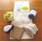 Early Learning child's Book, Felt Play Food Set