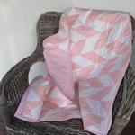 Baby Quilt - Cot Quilt - Toddler Quilt - Modern Quilt