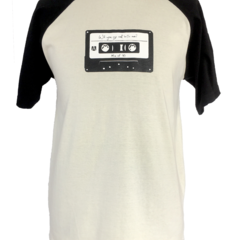 Mix Tape Men's Raglan Tee