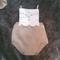 Baby girls linen romper size 12-18m toddler lace romper playsuit vintage doily