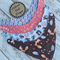 Bandana Bib Set