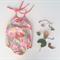 Baby girls romper size 1 toddler romper playsuit pink spots floral halter romper