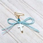 Baptism favors, Christening favors, Witness pins , Pin Mati , martyrika ,