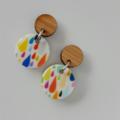 Mini Dangle Earrings