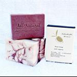 Rose Soap, 120g per bar (in box)