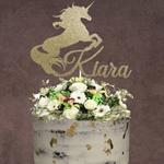 Cake Topper ~ Unicorn Cake Topper ~ Birthday Cake Topper ~ Unicorn Topper