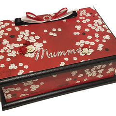A Hint of the Orient Keepsake Trinket Treasure Jewellery Memory Wooden Box